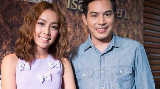 ปอ-น้ำตาล นำทัพนักแสดง เรือนริษยา เอาใจแฟนคลับ แชทสดในรายการ TV3 Star Chat (คลิป)