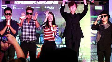 Clip 5 เมมเบอร์รันนิ่งแมน ปล่อยความสนุกสุดฮาในงานแถลงข่าวแฟนมีตติ้ง RACE START Season2 in Thailand