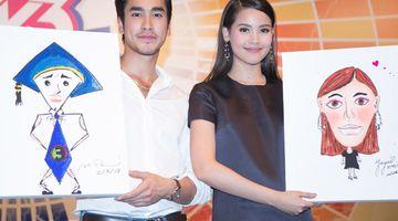 ณเดชน์ ญาญ่า คว้า ดารานำยอดนิยม จาก TV3 Fanclub Award 2014 (คลิป)