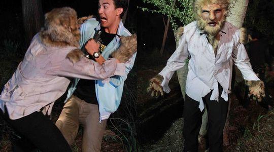 เคลลี่-โตนนท์ นำทีม เติ้ล-ปิติพน จัดเต็ม แต่งหมาป่าเข้าฉาก คู่หูคู่เฮี้ยน 2