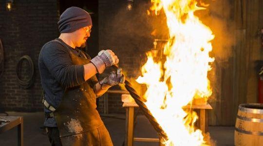 TrueVisions No.1 Documentary ชวนลุ้นกับสุดยอดนักตีดาบ กับรายการ Forged in Fire