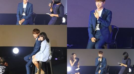 Clip แฟนคลับสุดฟิน ซอคังจุน หล่อ ใส ขโมยหัวใจสาวไทยไปเต็มๆ ในงานแฟนมีตติ้ง