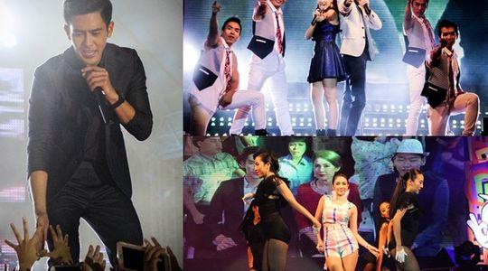 แฟนๆ ชาวปากพนังแห่กรี๊ด เต้ย พงศกรและทีมดารานักแสดงช่อง 3 ล้นสนามกับเวทีช่อง 3 Power Team Concert
