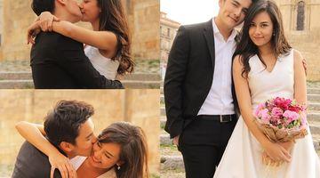 ไฟรักเกมร้อน เปิดฉากความรักพระนาง แซมมี่ ธันวา รักร้อนปานจะกลืนกิน  แอบแต่งงานแลกจูบสุดหวาน