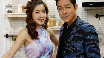 โจ๊ก so cool เข้าขา จียอน ในรายการครัวฮาพาชิม