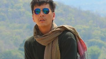 นิว ตะลุยอีสานบุกถ่าย ข้ามาคนเดียว ส่งเสริมการท่องเที่ยวไทย