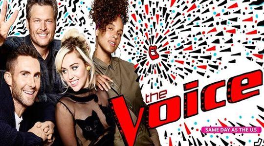 ทรูวิชั่นส์ต้อนรับ 2 โค๊ชหน้าใหม่  ใน The Voice US ซีซั่น 11