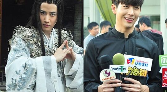 สาวจีนกรี๊ดเสียงหลง! พุฒ ประเดิมละครจีน ไมค์ ลงเล่นภาคต่อละครจีน จนโด่งดัง