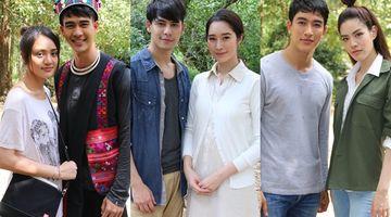 6 นักแสดง ร่วมใจถ่ายทอดละครเทิดพระเกียรติ  จงรักภักดี