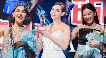 สรุปผลรางวัล!! นุ่น ใหม่ เบลล่า คว้ารางวัล คมชัดลึก อวอร์ด ครั้งที่ 14