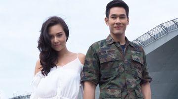 ทหารเรือมาแล้ว!! อ๋อม ปฏิบัติภารกิจพิทักษ์น่านน้ำไทยปกป้องยอดดวงใจ ในราชนาวีที่รัก