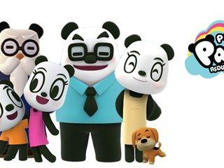 "Papa Panda ""โตไปไม่โกง"""