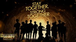 STAY TOGETHER, STRONG TOGETHER - รวมศิลปิน Show Me The Money Thailand (Special Song)