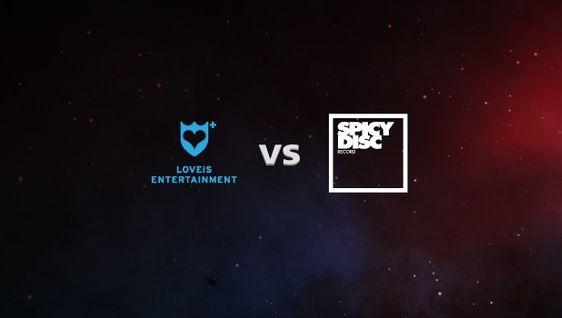 LOVEiS VS Spicydisc