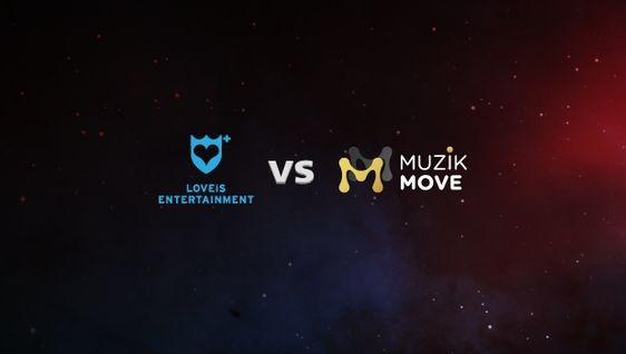 LOVEiS & Muzik Move