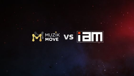 Muzik Move VS I AM