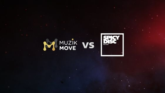 Muzik Move VS SpicyDisc