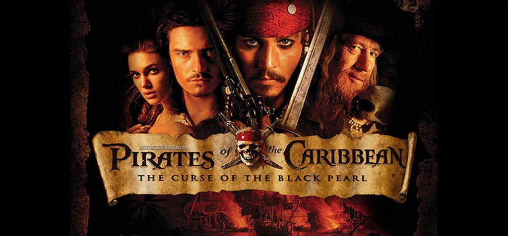 Pirates of the Caribbean: The Curse of the Black Pearl คืนชีพกองทัพโจรสลัดสยองโลก