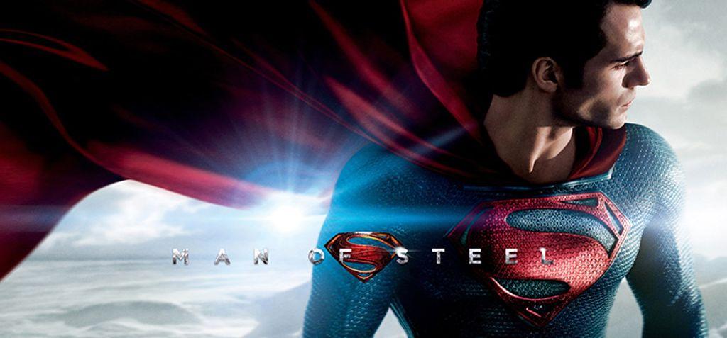 Man of Steel บุรุษเหล็กซูเปอร์แมน