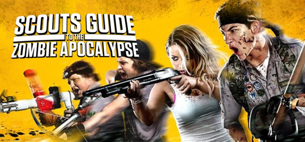 Scouts Guide to the Zombie Apocalypse 3 (ลูก) เสือปะทะซอมบี้