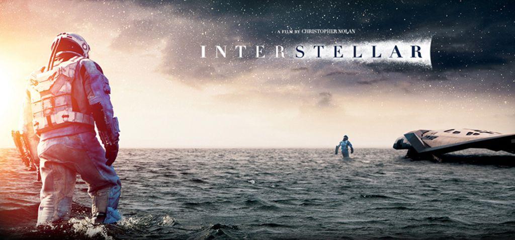 Interstellar อินเตอร์สเตลลาร์ ทะยานดาวกู้โลก