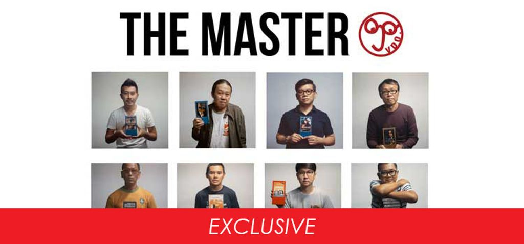 The Master เดอะ มาสเตอร์