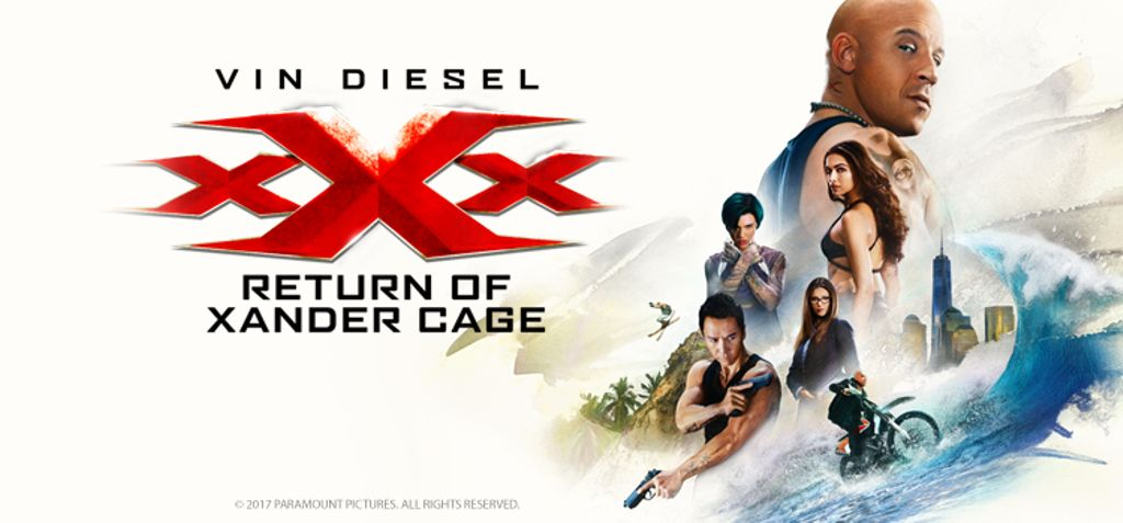 xXx: Return of Xander Cage ทริปเปิ้ลเอ็กซ์ ทลายแผนยึดโลก