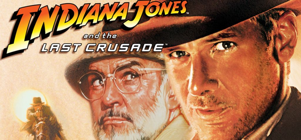 Indiana Jones and the Last Crusade ขุมทรัพย์สุดขอบฟ้า 3 ตอน ศึกอภินิหารครูเสด