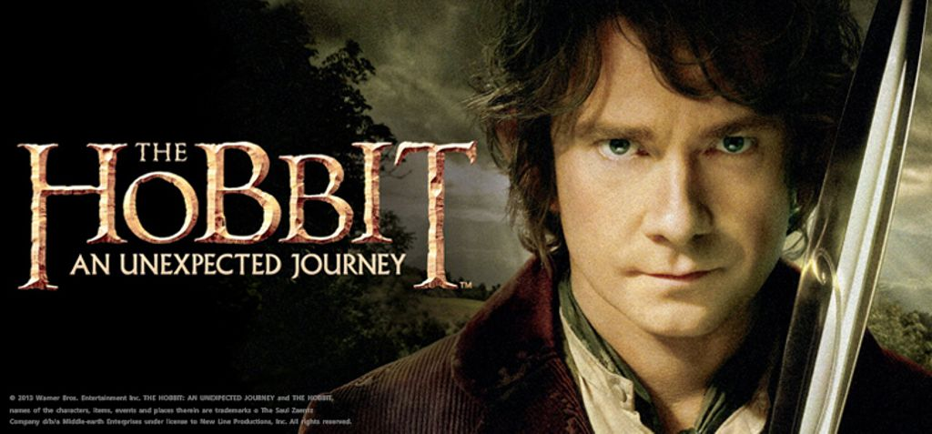 The Hobbit: An Unexpected Journey เดอะ ฮอบบิท: การผจญภัยสุดคาดคิด