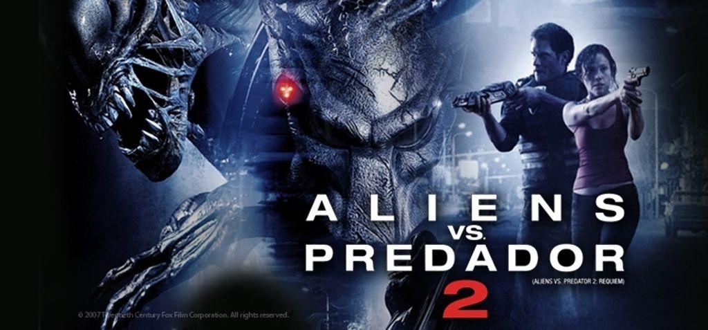 Aliens vs. Predator - Requiem เอเลียน ปะทะ พรีเดเตอร์ 2