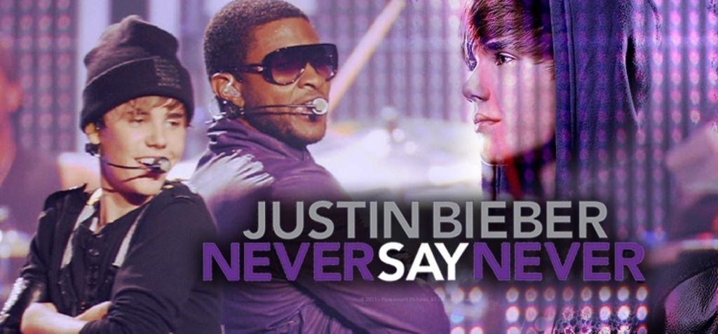 Justin Bieber: Never Say Never จัสติน บีเบอร์ ฝันให้ดังคับโลก