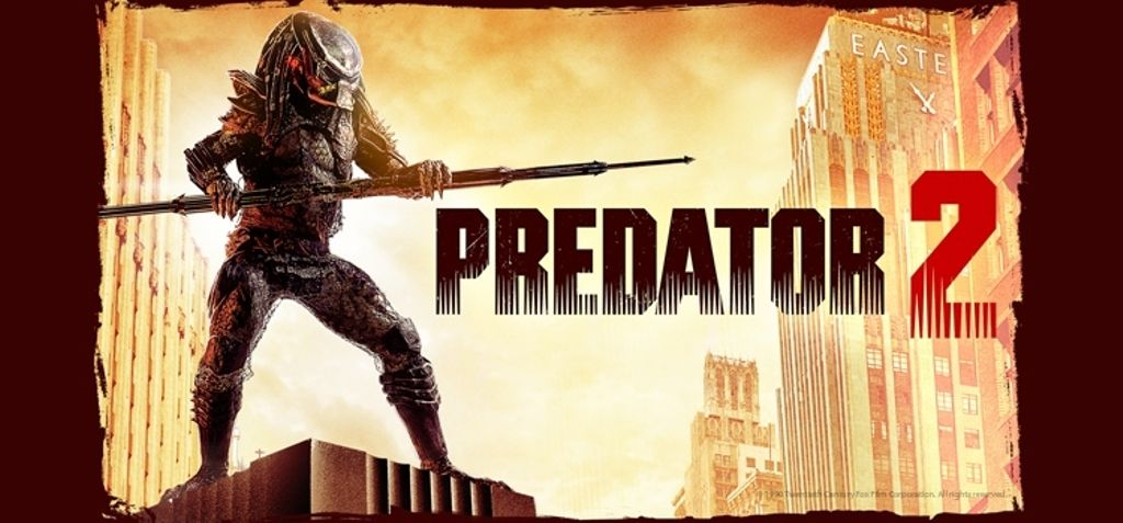 Predator 2 คนไม่ใช่คน 2 บดเมืองมนุษย์