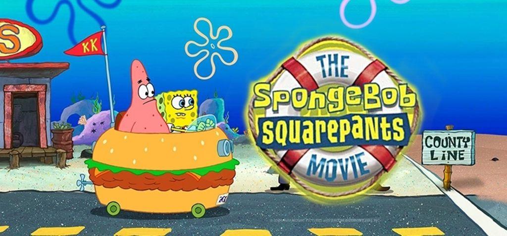 The SpongeBob SquarePants Movie สพันจ์บ็อบ สแควร์แพ้นท์ เดอะมูฟวี่