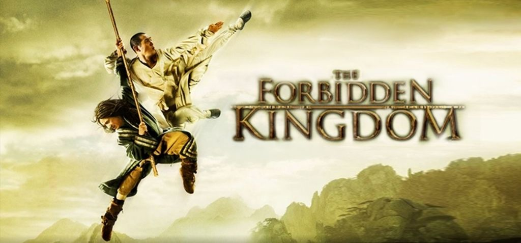 Forbidden Kingdom หนึ่งฟัดหนึ่ง ใหญ่ต่อใหญ่