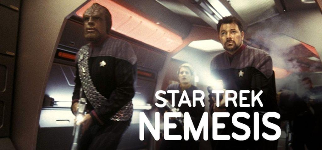 Star Trek: Nemesis สตาร์เทรค : เนเมซิส