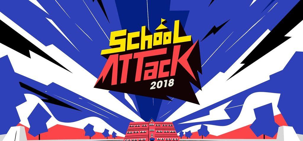 School Attack กรี๊ด!ไอดอลบุกโรงเรียน ตอนที่ 2