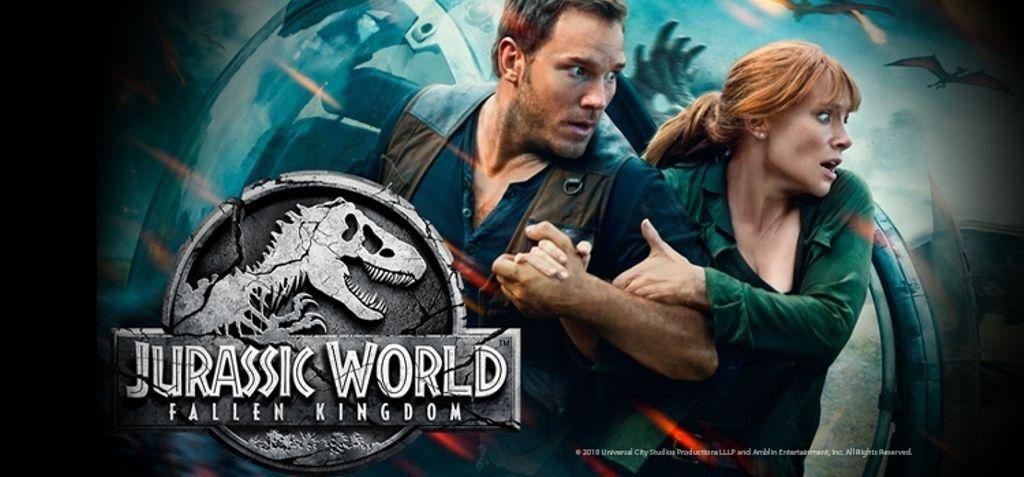 Jurassic World: Fallen Kingdom จูราสสิค เวิลด์ อาณาจักรล่มสลาย
