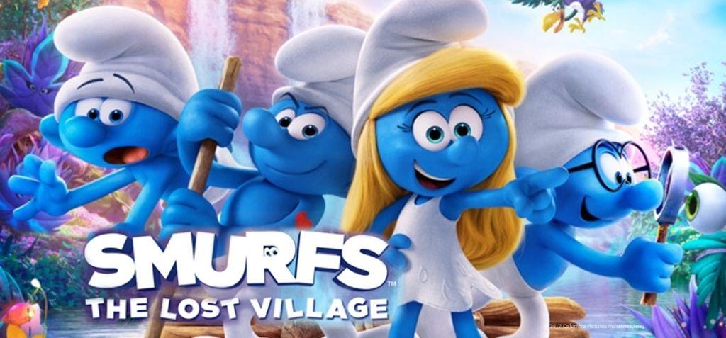 Smurfs: The Lost Village สเมิร์ฟ หมู่บ้านที่สาบสูญ