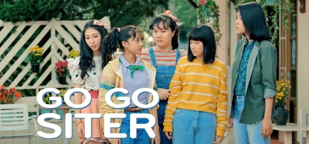 Go-Go Sisters เพื่อนไม่ทิ้งเพื่อน