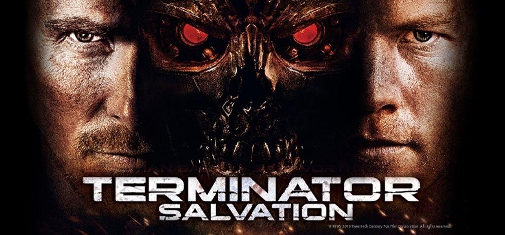 Terminator Salvation ฅนเหล็ก 4 มหาสงครามจักรกลล้างโลก