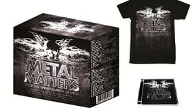มันส์สนั่นปฐพี กับอัลบั้มรวมเพลงสำหรับแฟนเพลงหูเหล็กตัวจริง Metal Matters เต็มอิ่ม 32 เพลง