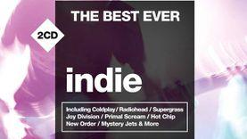 The Best Ever Indie เต็มอิ่มกับ 29 เพลงร็อคอินดี้ที่เยี่ยมที่สุด