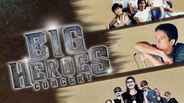 เอ ไทม์ โชว์บิส รวมพลัง 3 สุดยอดขุนพลคนดนตรี เขียนประวัติศาสตร์หน้าใหม่ใน BIG HEROES CONCERT