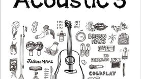 Acoustic 3 อัลบั้มเพลงดี ดนตรีไพเราะ คัดสรรงานเพลงอะคูสติคชั้นดีให้ฟังกันทั้งอัลบั้ม