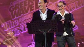 กบ & แอม พลังแรงเว่อร์ ดวลเพลงคัฟเวอร์ฟินยกกำลัง 10 ใน Cover Night Plus
