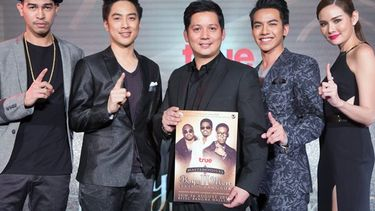 (คลิป) คอนเสิร์ตครั้งแรกในเมืองไทย Boyz II Men Live in Bangkok พร้อมโชว์เรียกน้ำย่อยจากศิลปินดัง