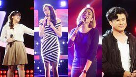 ดาวเด่น เปิดตัวแรง!! เทปแรก The Voice Season 4 กับความเปลี่ยนแปลง ที่เข้มข้น