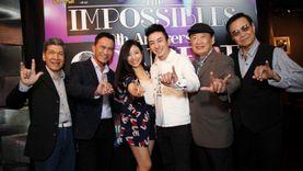 THE IMPOSSIBLES แถลงคอนเสิร์ตใหญ่ครบรอบ 50ปี จัดเต็ม!