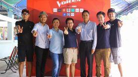 โค้ช นำทีม ศิลปินเดอะวอยซ์ ซีซั่น 4 รวมพลัง ปั่น ปัน ปลูก คืนความสุขสู่สังคม (มีคลิป)