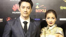 ฟิล์ม-กระแต เข้าตาสื่อจีน รับรางวัลบุคคลแห่งปี